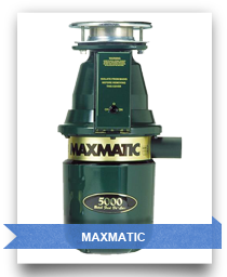Maxmatic waste disposers